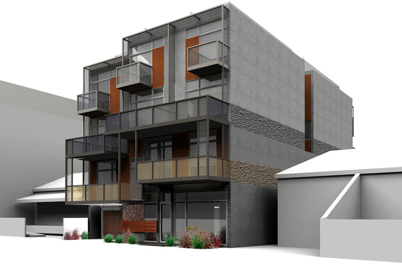 apartment development planning, wellington street st. kilda