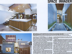 houses residential architecture magazine feature